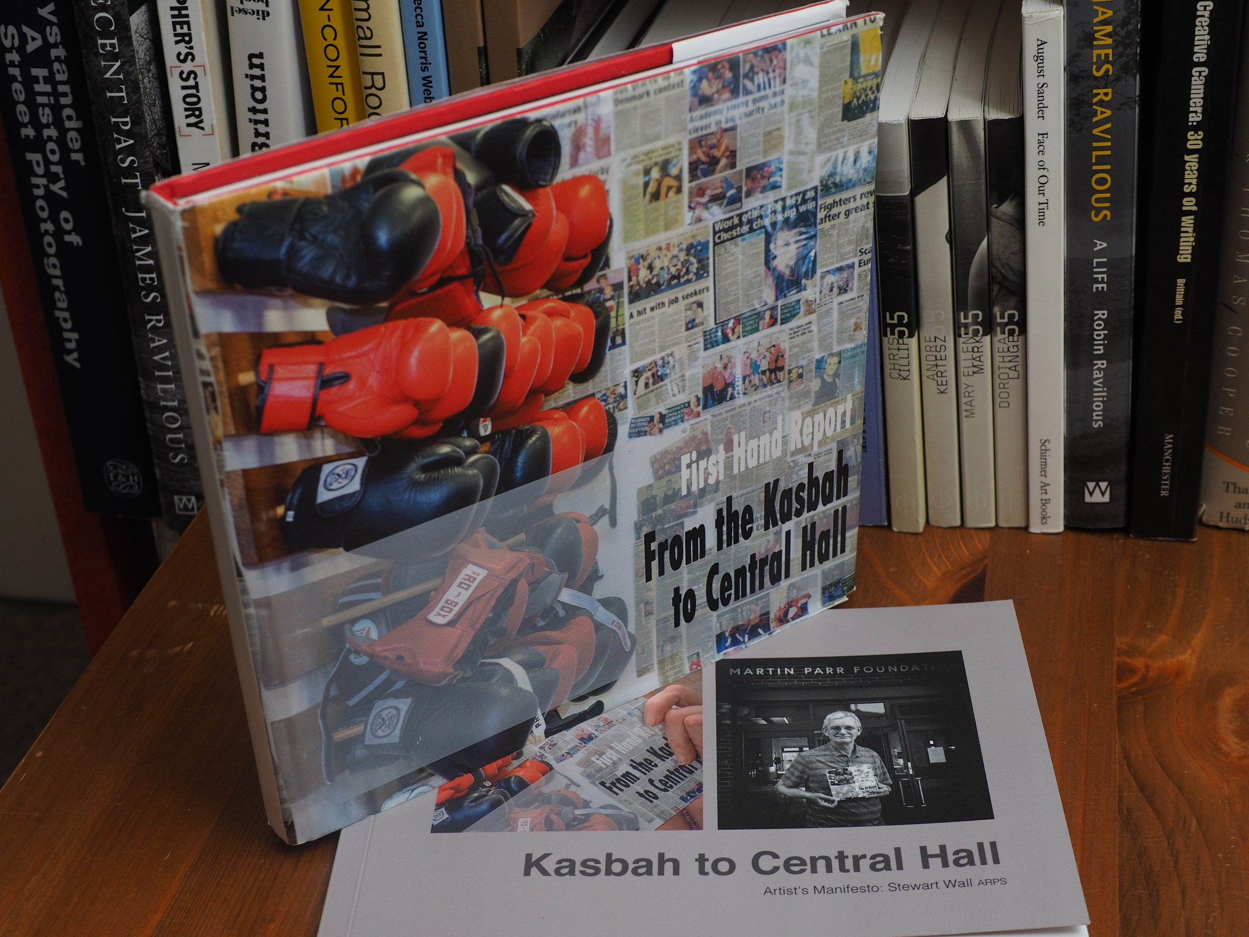 The Kasbah to Central Hall