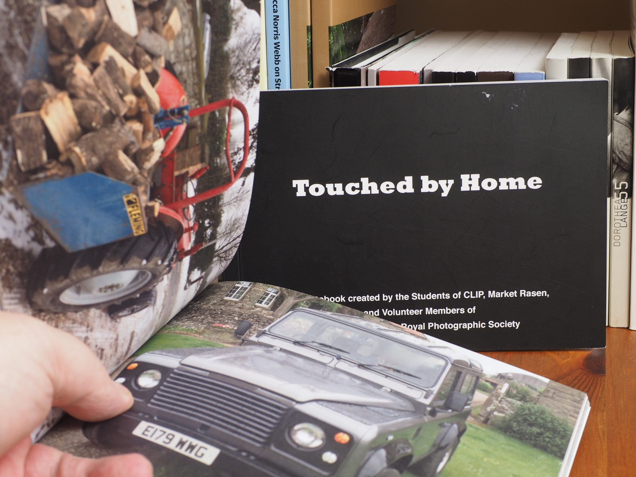 Touched by Home